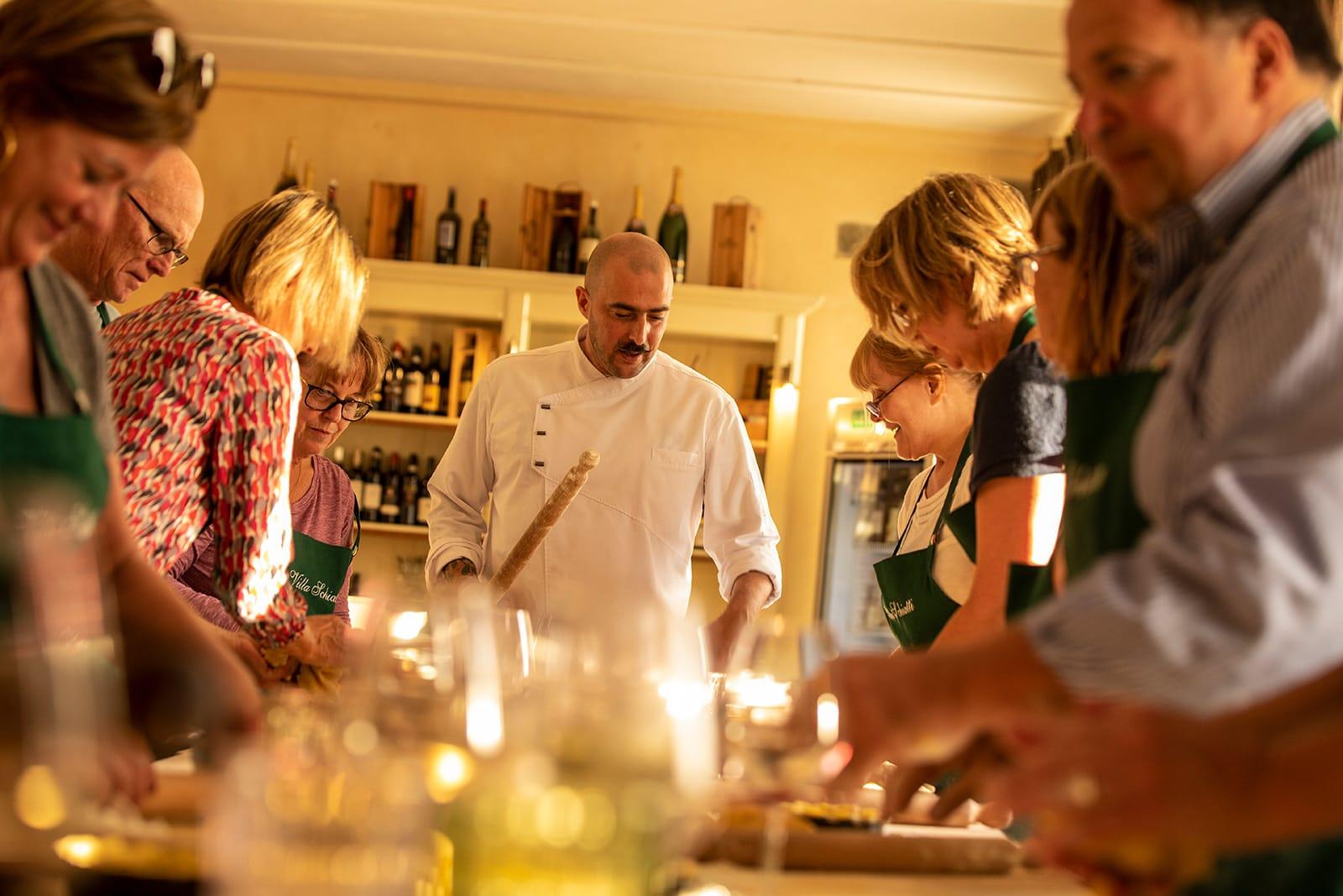 Lezioni di cucina tipica a Cortona | Corsi di cucina toscana